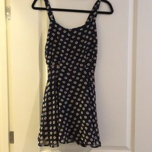 Flower print summer dress from Urban Outfitters